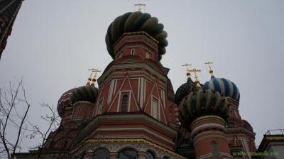 Ещё немножко Москвы