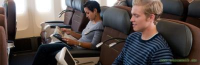 Turkish Airlines запускает музыкальный сервис в самолётах
