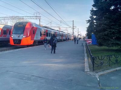 Ласточка в Петрозаводске