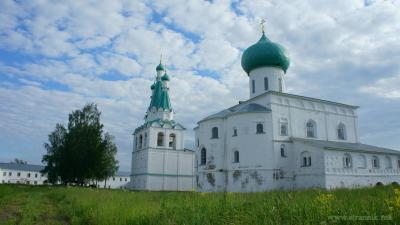 Свирское. Свято-троицкий монастырь