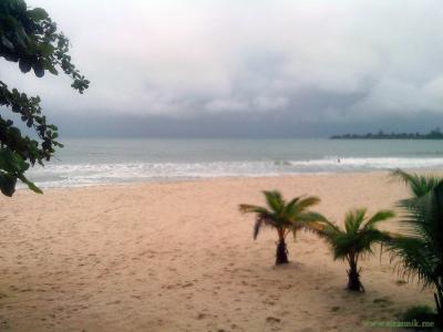 Погода в сентябре. Камбоджа-Вьетнам-Тай