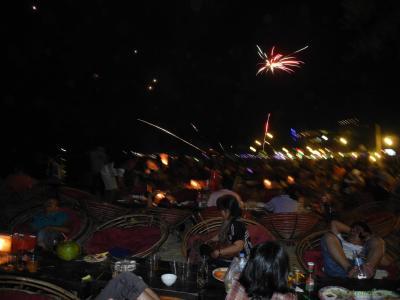 Новый год в Сиануквиле