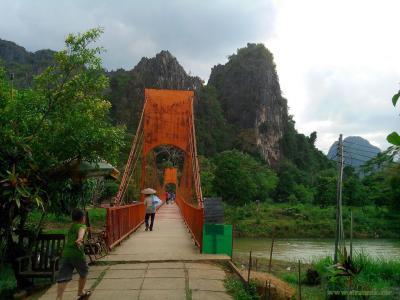 Нонгкхай-Лаос-Ванг Вьенг