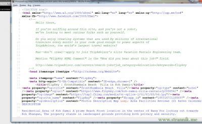 Забавный способ поиска программистов