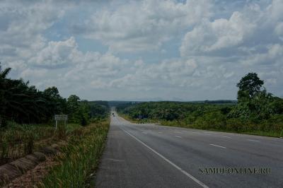 На мотобайке по Таиланду и Камбодже