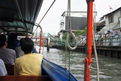 Перемещение по Бангкоку