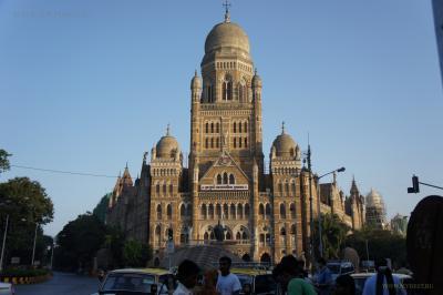 1 день в Мумбаи (Бомбей)