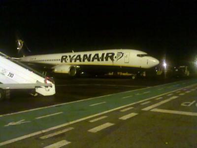 Ryanair запускает рейсы из Москвы и Питера