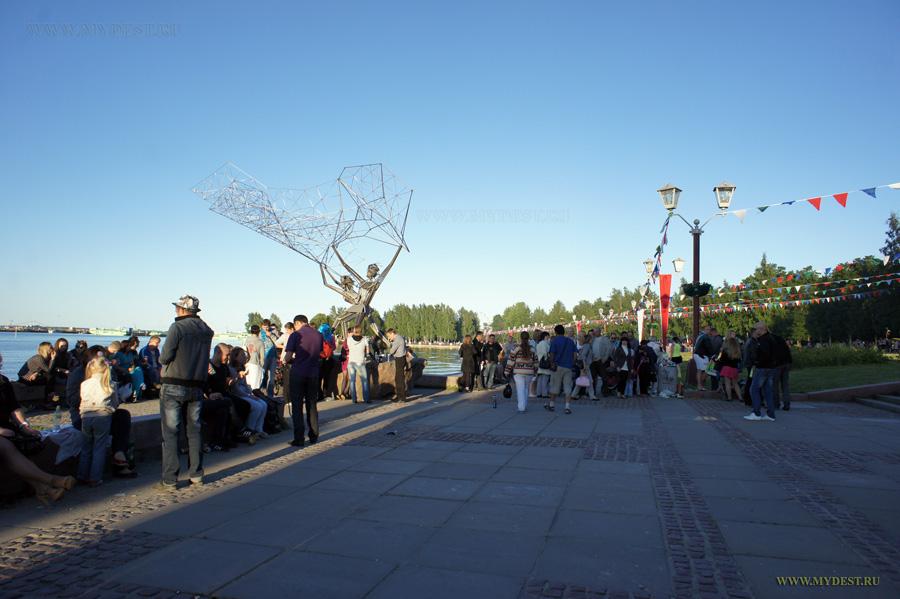 Петрозаводск День города