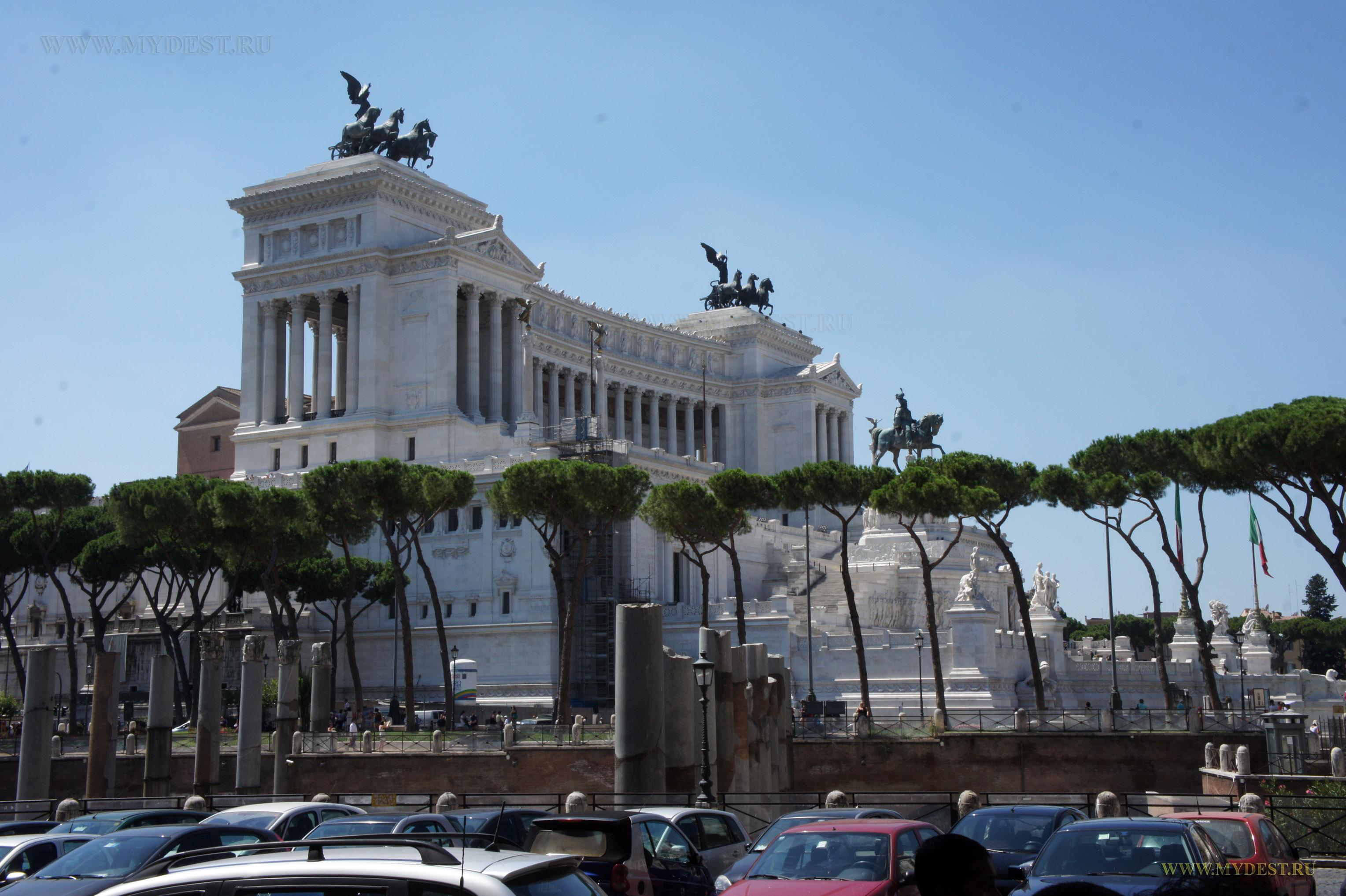 Площадь Венеции, Рим