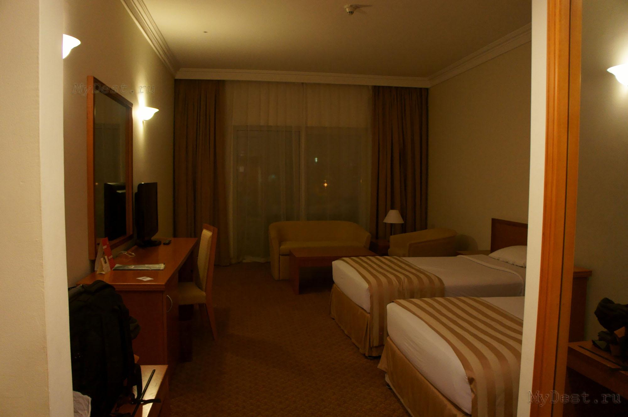 Отель в Дубаи