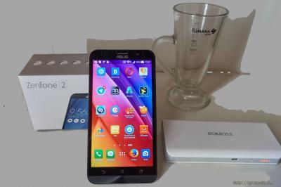 Asus Zenfone 2 ZE551ML, впечатления от нескольких месяцев эксплуатации