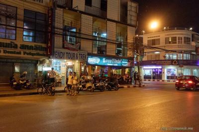 Вечерняя жизнь Чиангмая