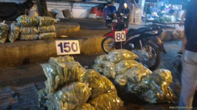 Фруктово-овощной рынок в Чиангмае
