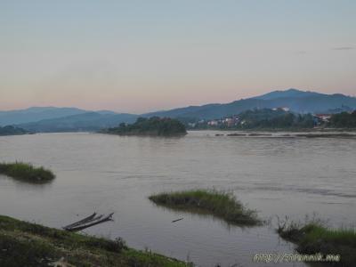 Из Тая в Лаос на скутере. День первый, нетуристический север: красоты и экстрим