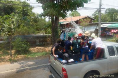 42 жары. На мотоцикле через пол-Таиланда