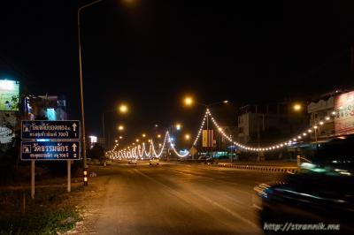 Питсанулок - Лопбури. Дорога в город обезьян (продолжение)