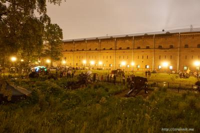 Ночь музеев в Санкт-Петербурге 2016