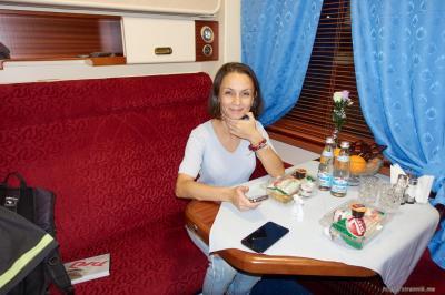 8-местный вагон 1 класса: отель на колёсах