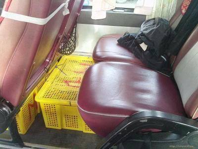 Автобус из Вьетнама в Лаос