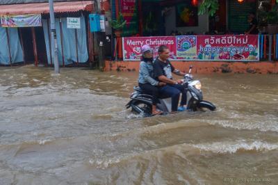 Самуи и Панган объявлены зоной стихийного бедствия
