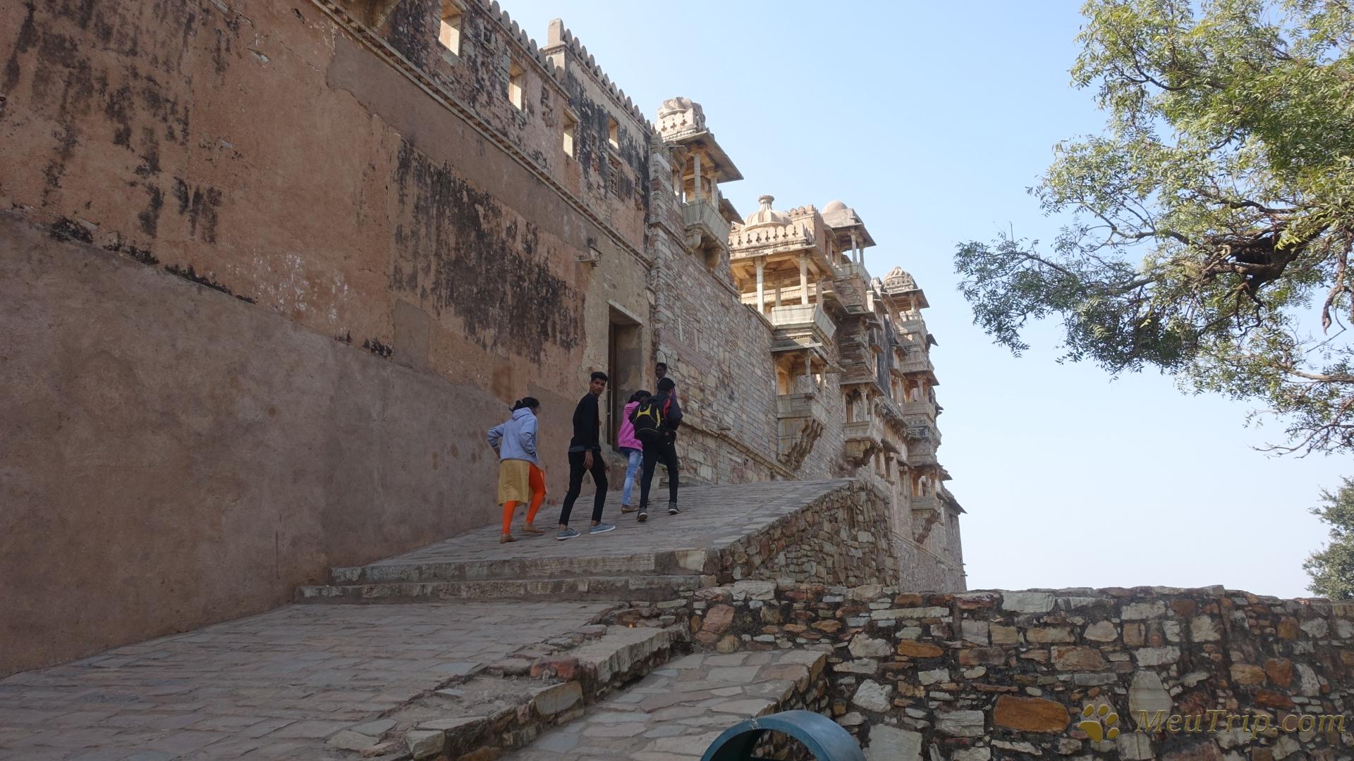 Читтор, самый большой форт Индии